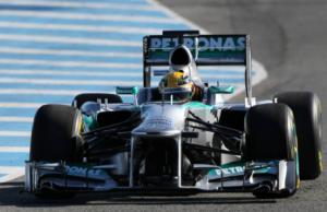 Desde o ano passado o domínio o técnico da  Mercedes os leva a ter de adminstrar seus pilotos