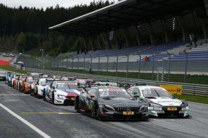 Relargada DTM Austria